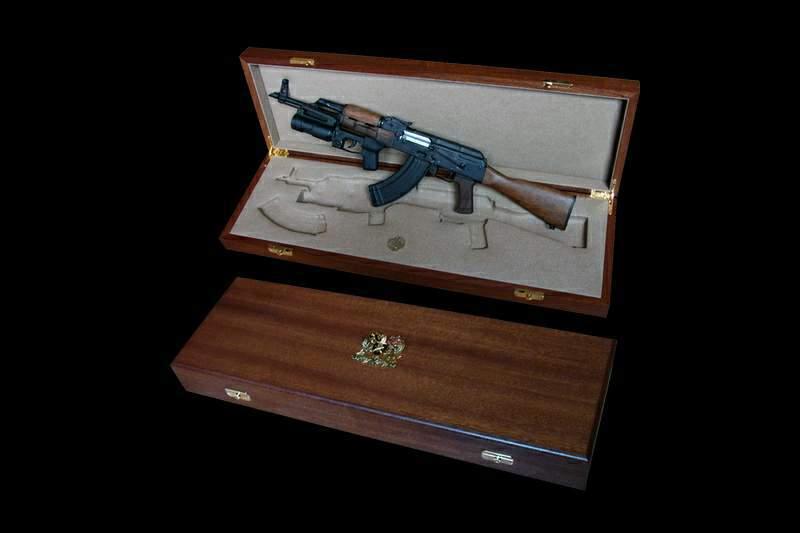 Кейс из дерева для ружья своими руками